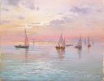 Yuri Obuhovsky : SailBoats