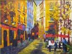 Dmitry Slezin : CafeMontmartre