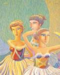 Yuriy Sultanov :Ballerinas