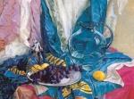 Natalia Pavlova : Still Life-Fruits andJars