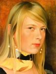 Tatiana Deriy : Portrait ofSharapova