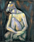 Alexander Sapozhnikov : Sadness(2)
