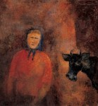 Alexey Evgenevich Listopad : Mother andCow
