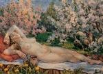 Seraphim Petrovich Altaev :Blossom