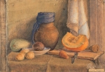 Seraphim Petrovich Altaev : Still Life (at 10 years old)