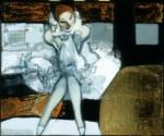 Andrew Smirnov : The Ballerina(White)