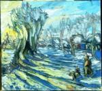 Galina Al'bertovna Bystritskaya : Warming. TrubezhRiver