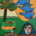 Corneille: Les oiseaux bleus / TheBluebirds