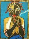Corneille: Orientale au cigare / Orientalcigarette