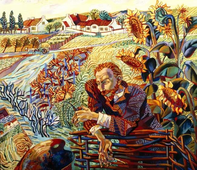 Olga Trushnikova : Van Gogh