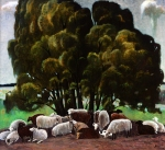 Anastasia Hohriakova :Sheep